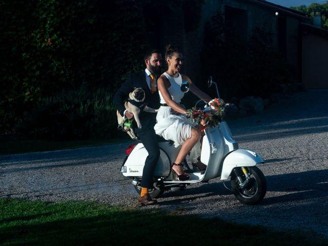 La boda de Andrea y Edu