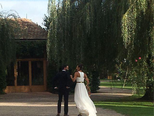 La boda de Edu y Andrea en Perafita, Barcelona 10