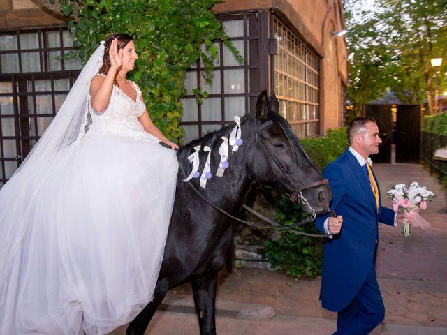 La boda de Andres y Marta en Madrid, Madrid 9