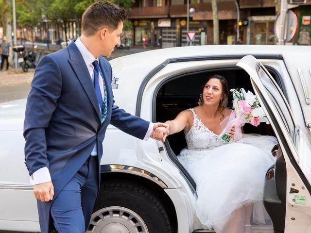 La boda de Andres y Marta en Madrid, Madrid 10
