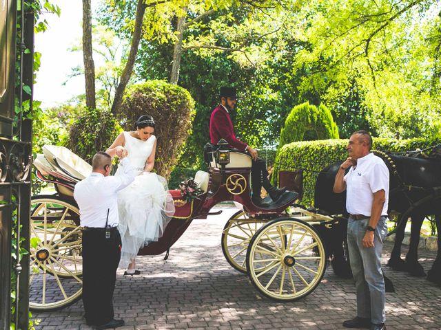 La boda de Antonio y Monti en Alcalá De Henares, Madrid 11