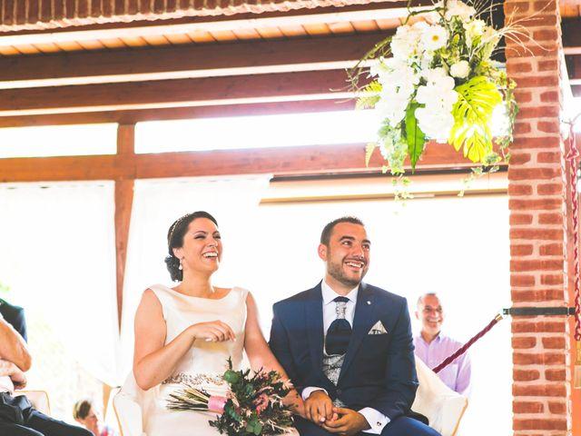 La boda de Antonio y Monti en Alcalá De Henares, Madrid 15