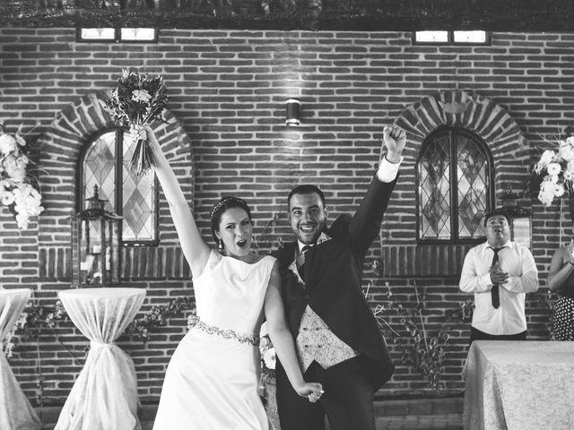 La boda de Antonio y Monti en Alcalá De Henares, Madrid 17