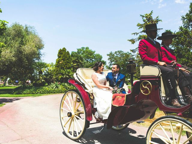 La boda de Antonio y Monti en Alcalá De Henares, Madrid 20