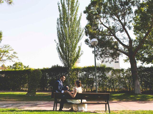 La boda de Antonio y Monti en Alcalá De Henares, Madrid 24
