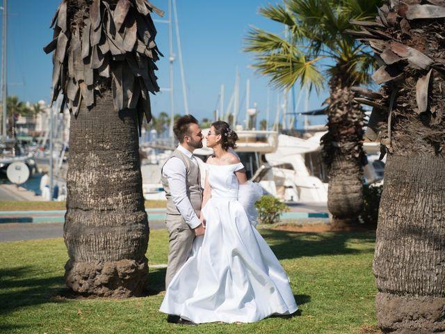 La boda de Adrián y Anastasia