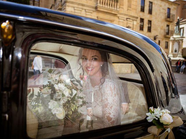 La boda de Myriam y Álvaro en Salamanca, Salamanca 14