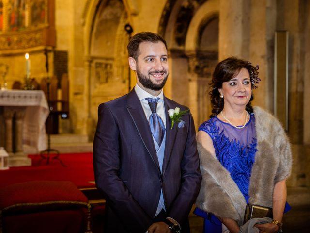 La boda de Myriam y Álvaro en Salamanca, Salamanca 15