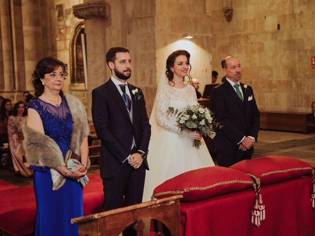 La boda de Myriam y Álvaro en Salamanca, Salamanca 18