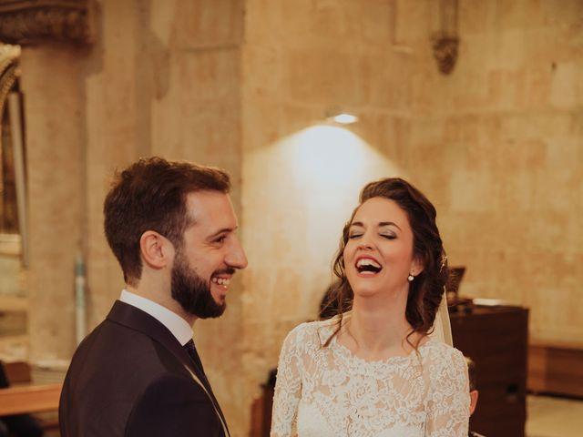 La boda de Myriam y Álvaro en Salamanca, Salamanca 22