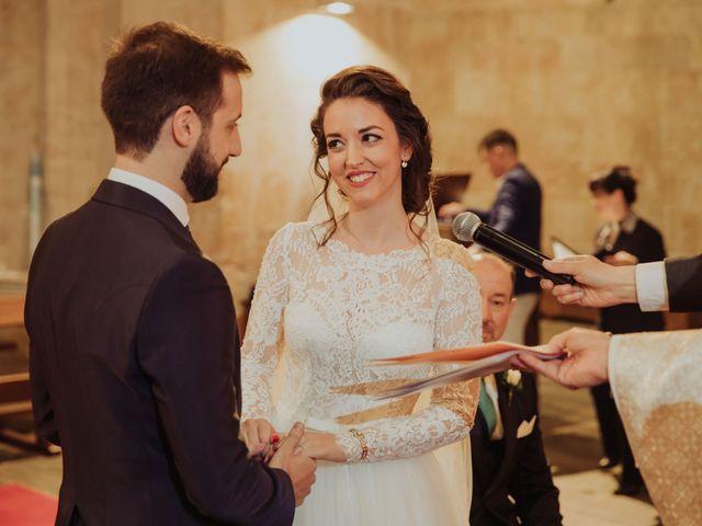 La boda de Myriam y Álvaro en Salamanca, Salamanca 23