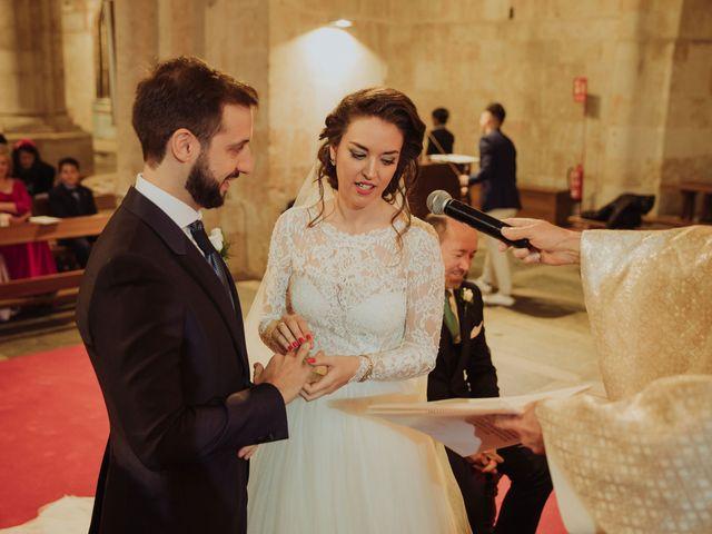 La boda de Myriam y Álvaro en Salamanca, Salamanca 24