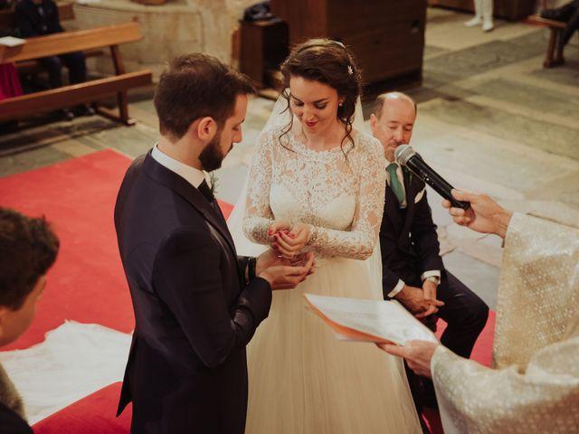 La boda de Myriam y Álvaro en Salamanca, Salamanca 25