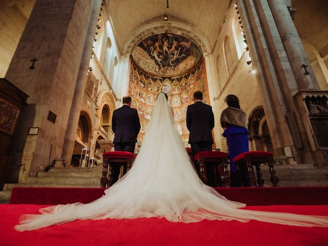 La boda de Myriam y Álvaro en Salamanca, Salamanca 27