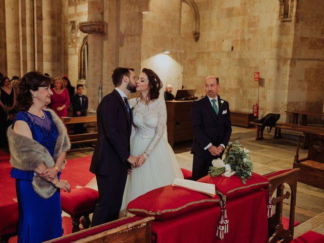 La boda de Myriam y Álvaro en Salamanca, Salamanca 28