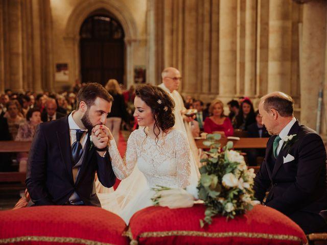 La boda de Myriam y Álvaro en Salamanca, Salamanca 29