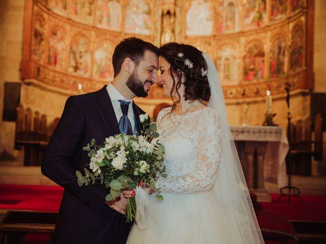 La boda de Myriam y Álvaro en Salamanca, Salamanca 30