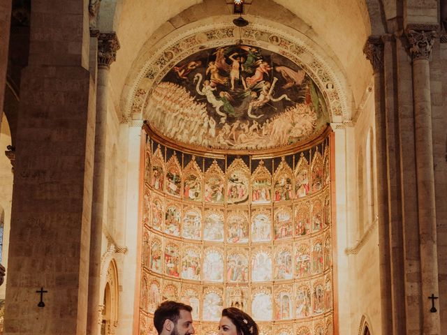 La boda de Myriam y Álvaro en Salamanca, Salamanca 31