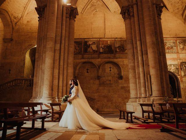 La boda de Myriam y Álvaro en Salamanca, Salamanca 32