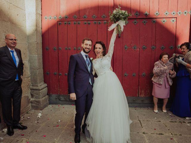 La boda de Myriam y Álvaro en Salamanca, Salamanca 34