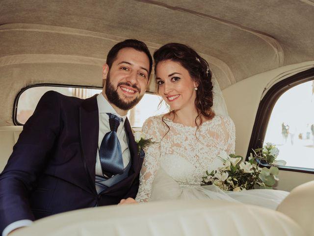 La boda de Myriam y Álvaro en Salamanca, Salamanca 35