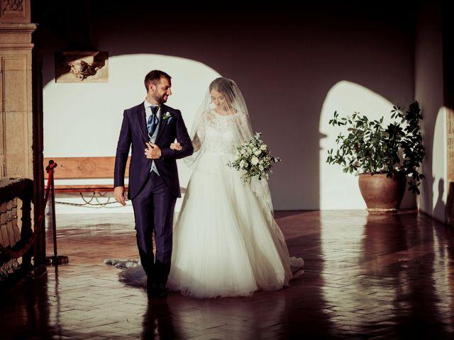 La boda de Myriam y Álvaro en Salamanca, Salamanca 36