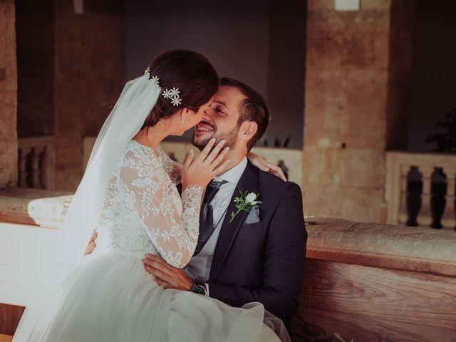 La boda de Myriam y Álvaro en Salamanca, Salamanca 37