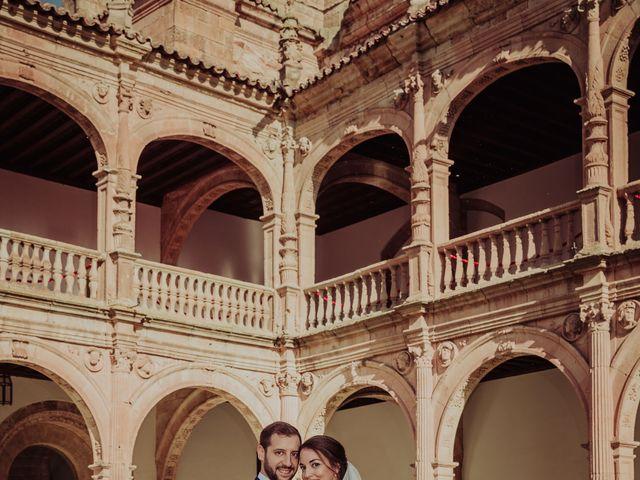 La boda de Myriam y Álvaro en Salamanca, Salamanca 42