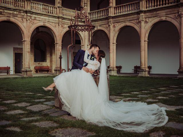 La boda de Myriam y Álvaro en Salamanca, Salamanca 43