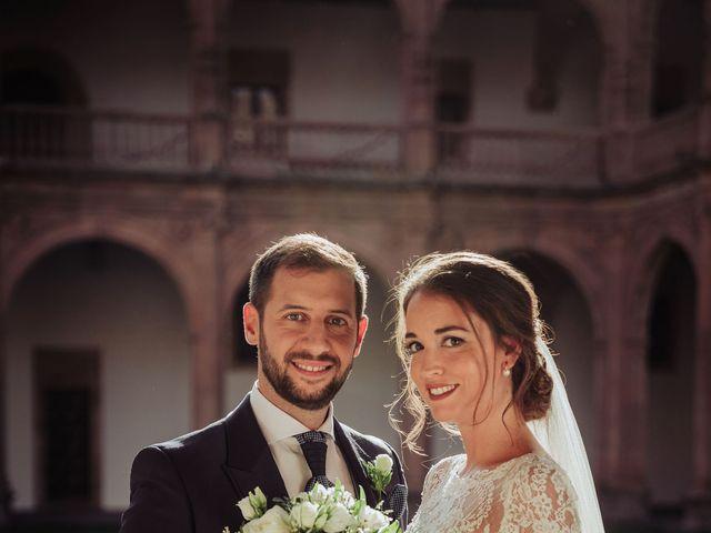 La boda de Myriam y Álvaro en Salamanca, Salamanca 44