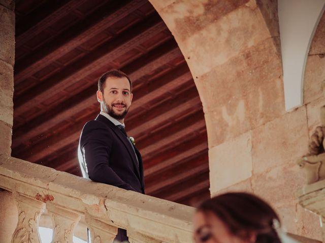 La boda de Myriam y Álvaro en Salamanca, Salamanca 45