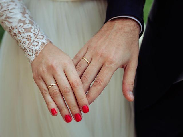 La boda de Myriam y Álvaro en Salamanca, Salamanca 47