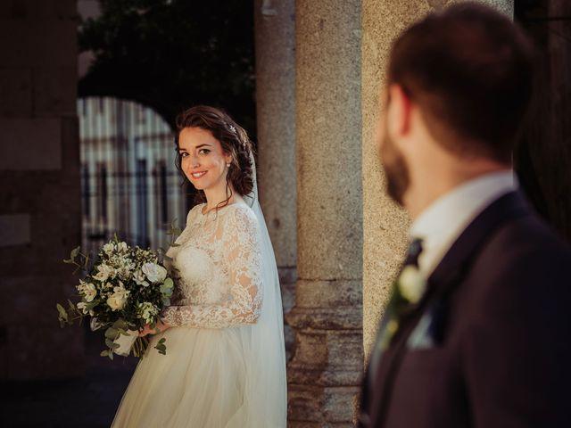 La boda de Myriam y Álvaro en Salamanca, Salamanca 49