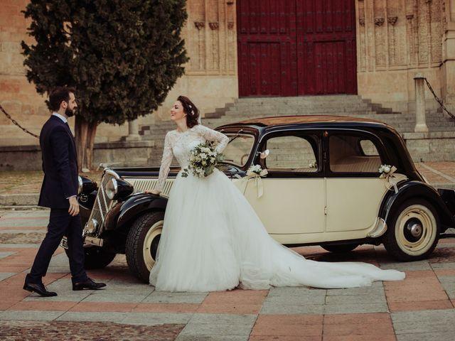 La boda de Myriam y Álvaro en Salamanca, Salamanca 51