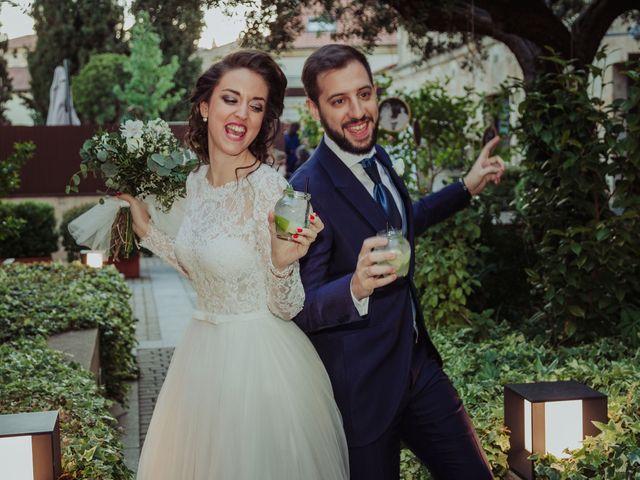 La boda de Myriam y Álvaro en Salamanca, Salamanca 54