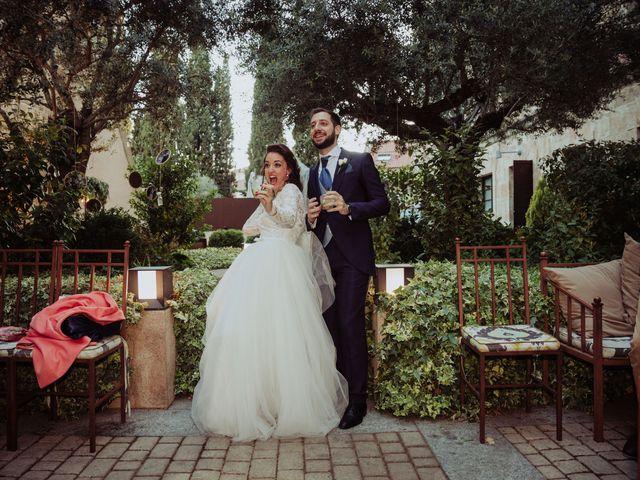La boda de Myriam y Álvaro en Salamanca, Salamanca 55