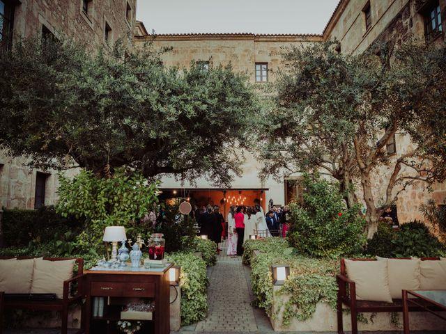 La boda de Myriam y Álvaro en Salamanca, Salamanca 61