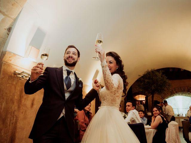 La boda de Myriam y Álvaro en Salamanca, Salamanca 70