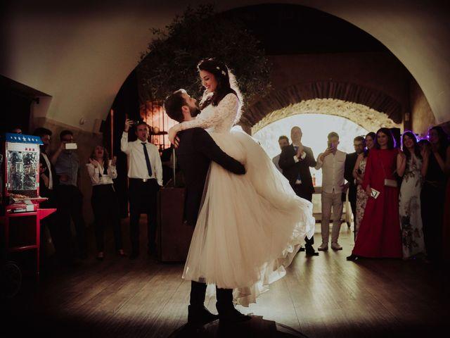 La boda de Myriam y Álvaro en Salamanca, Salamanca 77