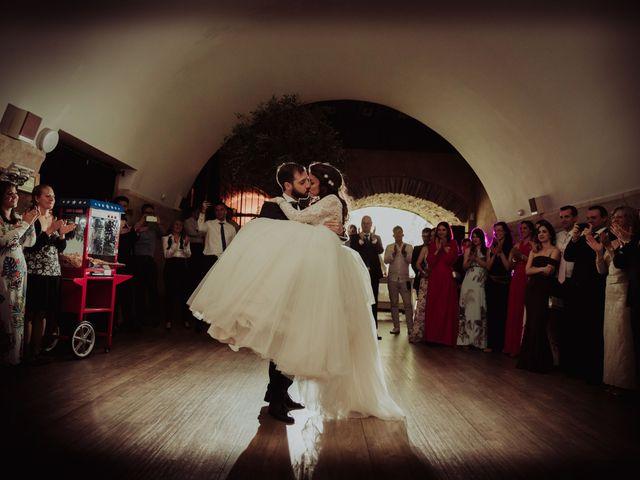 La boda de Myriam y Álvaro en Salamanca, Salamanca 78