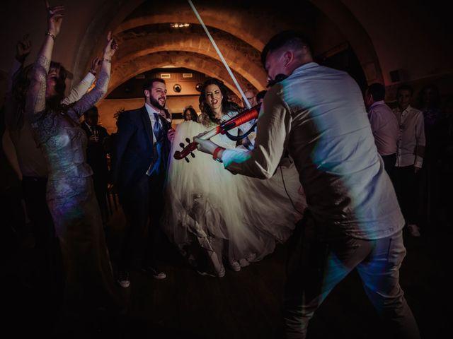 La boda de Myriam y Álvaro en Salamanca, Salamanca 81