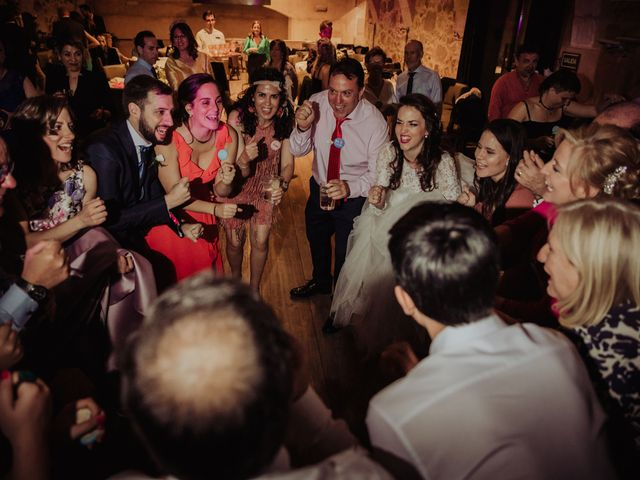La boda de Myriam y Álvaro en Salamanca, Salamanca 82