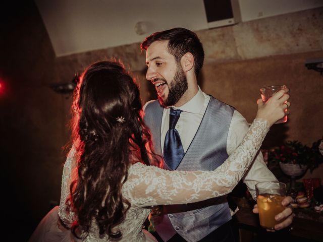 La boda de Myriam y Álvaro en Salamanca, Salamanca 84