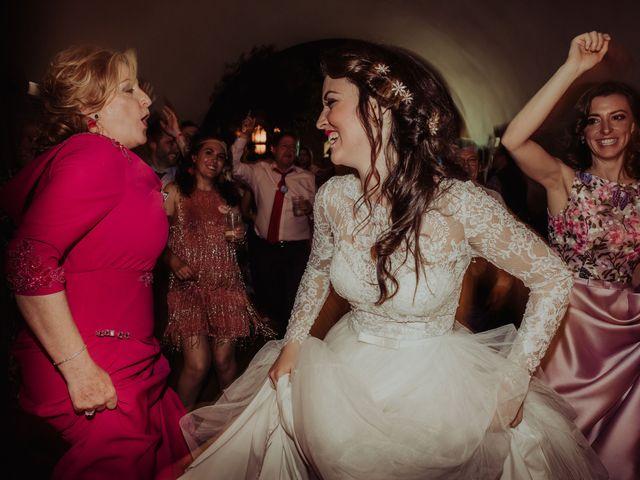 La boda de Myriam y Álvaro en Salamanca, Salamanca 86