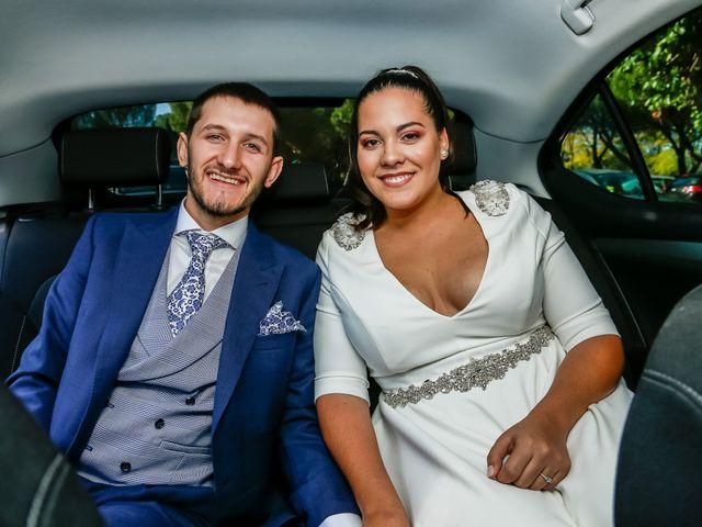 La boda de Augusto y Martina en Madrid, Madrid 1