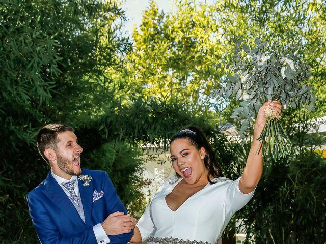 La boda de Augusto y Martina en Madrid, Madrid 4