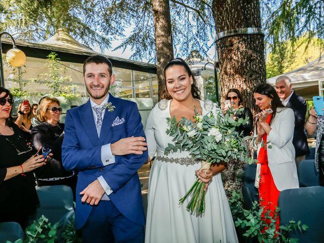 La boda de Augusto y Martina en Madrid, Madrid 7
