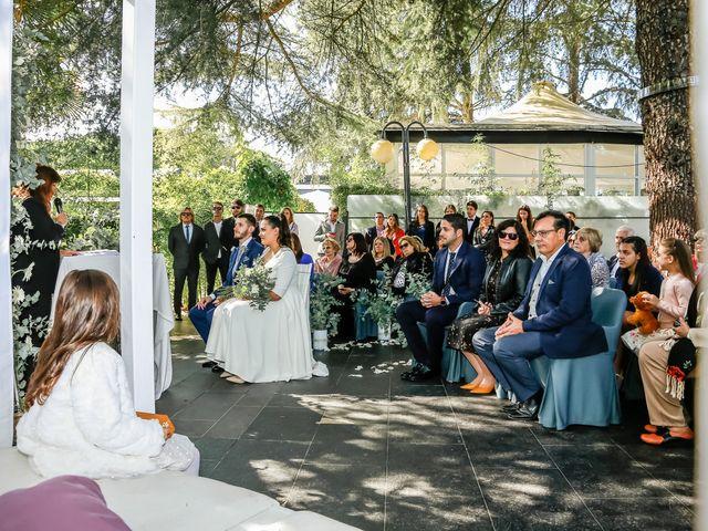 La boda de Augusto y Martina en Madrid, Madrid 9