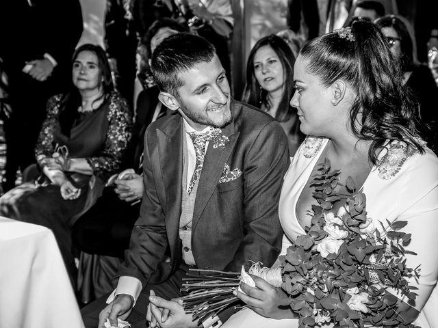 La boda de Augusto y Martina en Madrid, Madrid 12