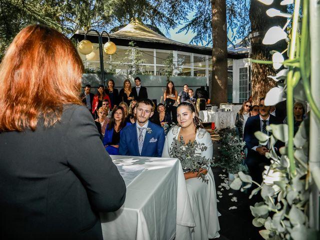 La boda de Augusto y Martina en Madrid, Madrid 13